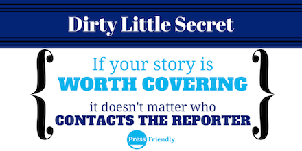 Dirty Little Secret of Startup PR